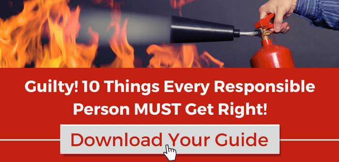 10 things the responsible person must know
