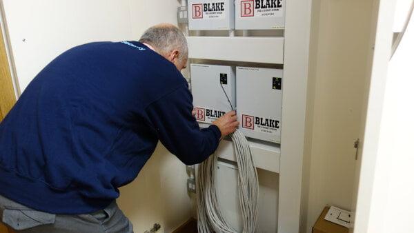 Alarm control panels Essex