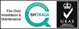 BMTRADA Q-Mark Fire Door Installation & Maintenance