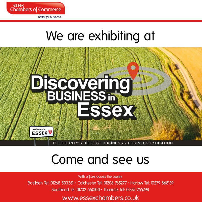 Discovering Business in Essex Event