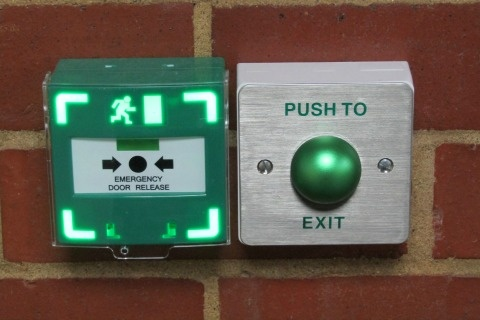 Door Entry System at Hertsmere Borough Council