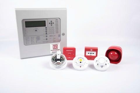 addressable fire alarm system equipment