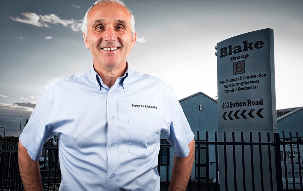 Ian Blake - Managing Director