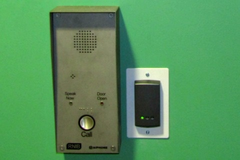 Paxton access control at Hertsmere Borough Council