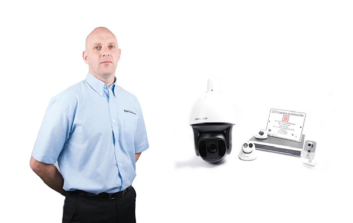 Richard Crane - CCTV