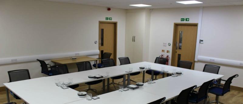 Training Room - Access control, fire alarm, burglar alarm, emergency lighting.jpg