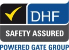 DHF Powered Gate Group