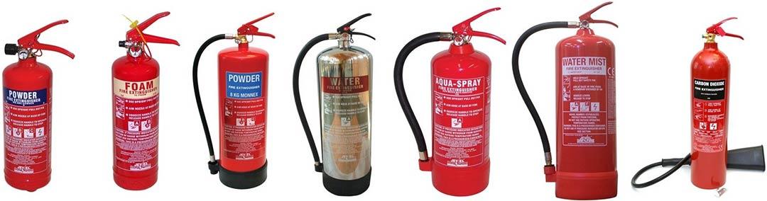 Fire Extinguisher Servicing in Essex
