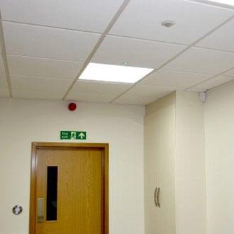 Emergency lighting testing servicing maintenance
