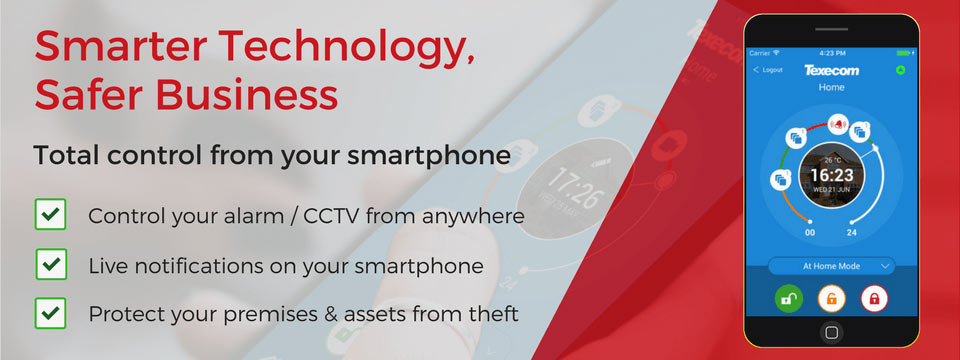 Smart CCTV Security Systems for your business