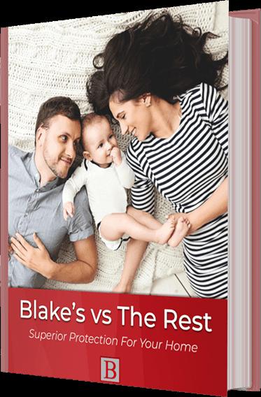 Blake vs the rest eBook