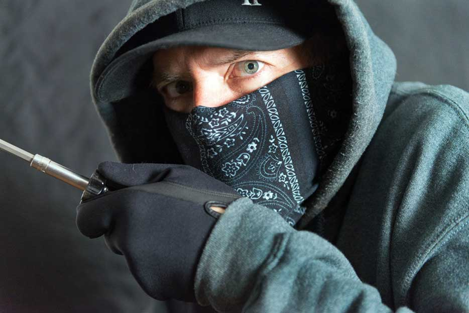 Burglar Threat
