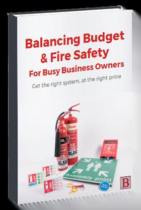 Balancing Budget & Fire Safety