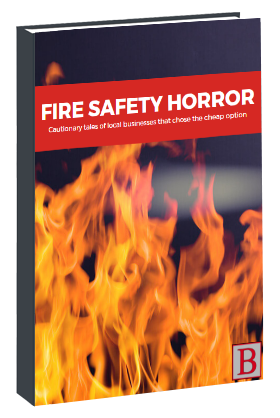 Fire Safety Horror Stories eBook