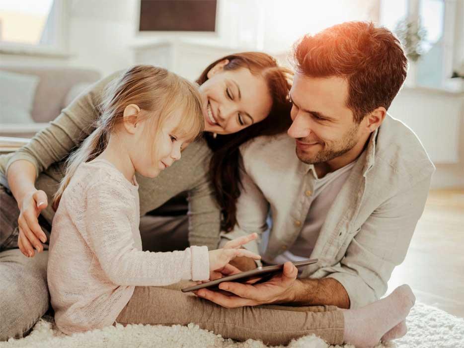 Family Home Security Checklist Blake